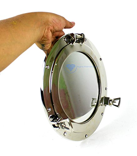 41iP%2BJamMdL Best Porthole Mirrors For Nautical Homes
