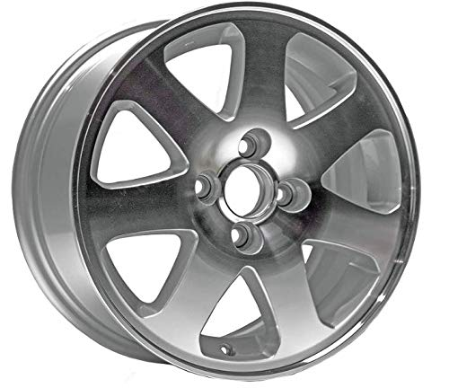 New 15 inch Replacement Alloy Wheel Rim compatible with 1999-2005 Honda Civic - 99-00 SI 63793 (Rims Honda Si)