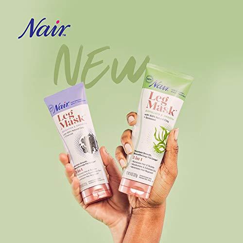 Nair Hair Remover & Beauty Treatment Seaweed Leg Mask 8.0oz