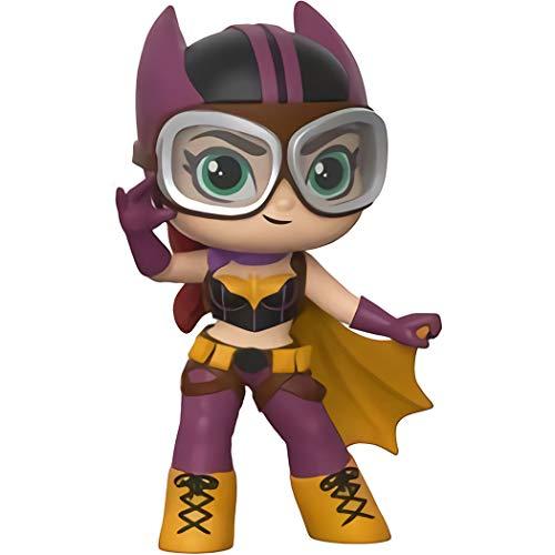 Funko Batgirl: DC Bombshells x Mystery Minis Mini Vinyl Figure & 1 Mystery Minis Compatible PET Plastic Graphical Protector Bundle [30784 - B]