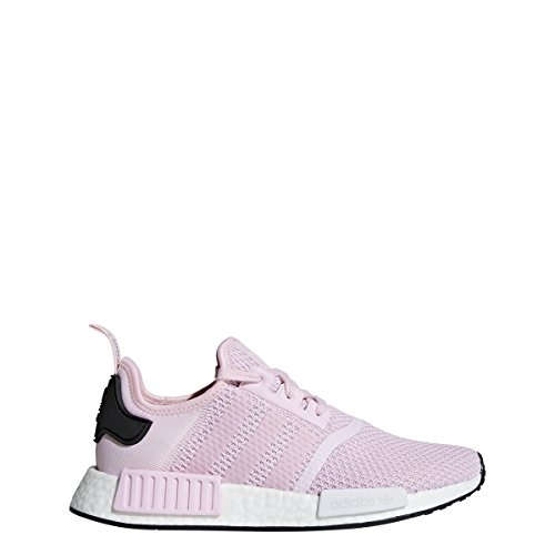 f975f1a36ac87 adidas Originals NMD R1 Shoe Women s Casual 7.5 Clear Pink-White-Black