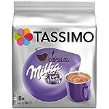 Cápsulas Tassimo - Chocolate Milka - 8 unidades