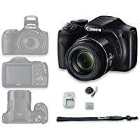 Canon PowerShot SX540 HS with 50x Optical Zoom and Built-In Wi-Fi - International Version