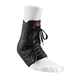 Mcdavid Ankle Brace, Ankle Support, Lace up Ankle Brace, Ankle Support Brace for Ankle Sprains, Volleyball, Basketball…