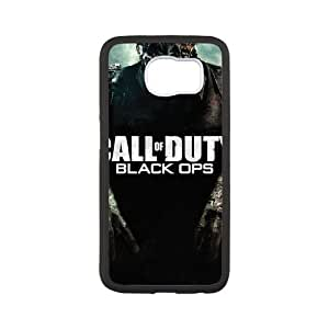 Samsung Galaxy S6 Phone Cases White Call of Duty Black Ops BNM395942