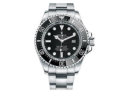 NEW Rolex Sea Dweller Deepsea Stainless Steel Mens watch 116660