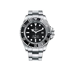 NEW Rolex Sea Dweller Deepsea Stainless Steel Mens watch 116660