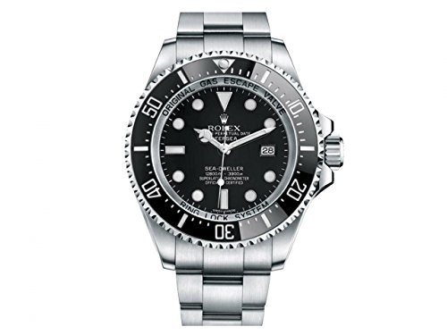 NEW-Rolex-Sea-Dweller-Deepsea-Stainless-Steel-Mens-watch-116660