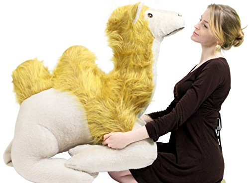Top American Made 3 Foot Giant Stuffed Camel 36 Inch Soft Jumbo Desert Stuffed Animal hot sale