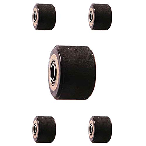 FINCOS 5pcs Pinch Roller for Roland Vinyl Plotter Cutter Cutting Plotter (4x11x16mm) by FINCOS (Image #1)