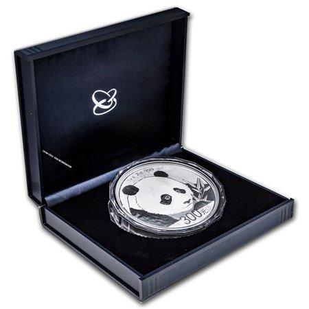 (2018 CN China 1 Kilo Panda Proof $300 Gem Uncirculated)