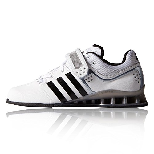 Adidas AdiPower Weightlifting Shoes - AW17 - 9.5 - White