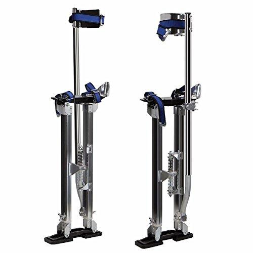 Drywall Painters Walking Stilts Taping Finishing Tools - Adjustable 24
