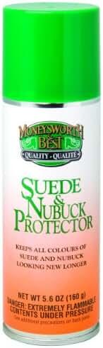 Moneysworth & Best Suede & Nubuck Protector, 5.6-Ounce