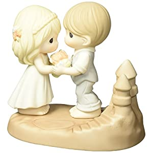 41iP539rJ2L._SS300_ Beach Wedding Cake Toppers & Nautical Cake Toppers