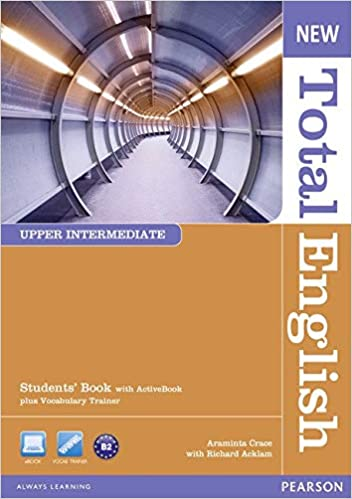 New Total English Upper Intermediate Student's Book with Video