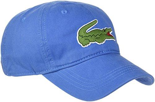 Lacoste, Gorra de béisbol para Hombre Azul (Thermal)