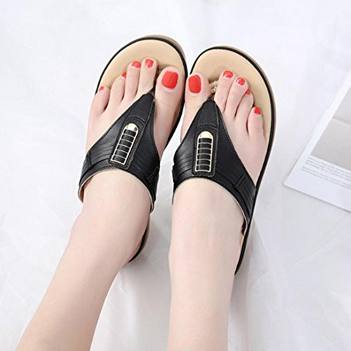 Sandals Mujer Jamicy Negro Sandalias de Charol xU8ppqT4Ow