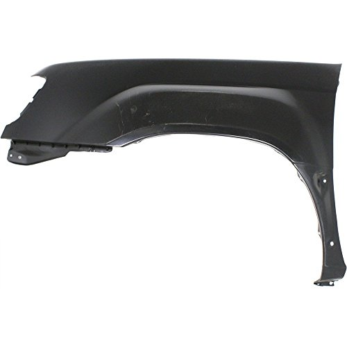 Nissan Xterra Fender Replacement - Fender for Nissan Xterra 00-04 Left