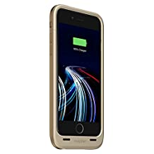mophie Juice Pack Ultra for iPhone 6 (4, 000mAh)-Gold