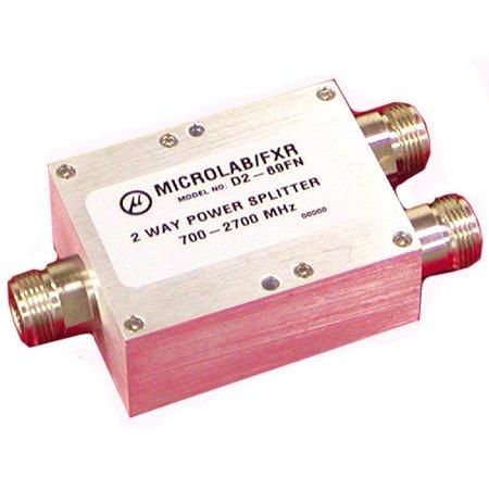 Microlab/FXR 694-2700 2-Way Wilkinson Splitter by Microlab/FXR