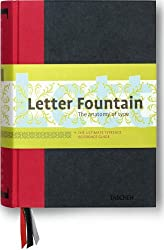 Letter Fountain: The Anatomy of Type