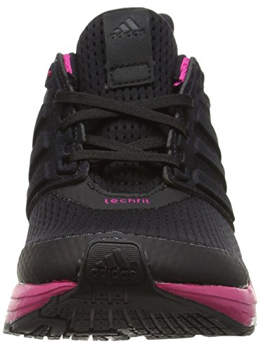 adidas Core Running Women's Pink Supernova Black Eqt Glide Shoes 8 6Crw6g