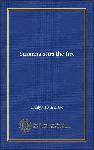 Kindle Bücher Bestseller kostenloser Download Suzanna stirs the fire auf Deutsch PDF ePub