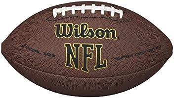 Wilson NFL Super Grip fútbol, NFL, Marrón, Oficial