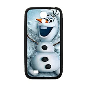 Happy Frozen Snowman Olaf Phone Case for Samsung Galaxy S4