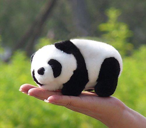 Lazada Cartoon Stuffed Panda Plush Dolls Baby Animal Toys (Panda Plush Animal)