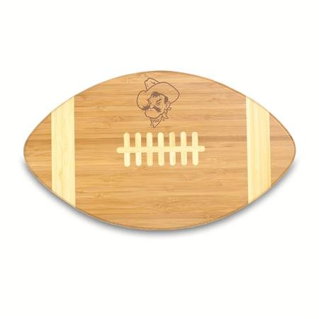 - NCAA Oklahoma State Cowboys Touchdown! Bamboo Cutting Board, 16-Inch