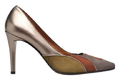 Escarpin en cuir Model Ciolas par HGilliane Design Eu 33 au 44