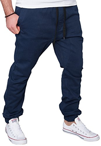 Pantalon Chino Bleu Rock Homme Creek 1fpwqzH