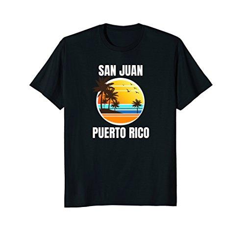 San Juan Puerto Rico Matching Family Vacation Shirt