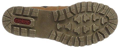 Terra Stiefel Damen 78528 Braun Muskat Wood Rieker aTwUB