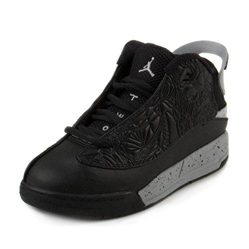 Nike Dub Air 002 wolf Zero Nike311071 Unisex Grey white Black bambini rTqtgrwn