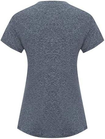 HOUMENGO Mujer Camiseta Manga Larga,Camiseta Estampada De Atrapasue/ños Cuello V Blusa Tops oto/ño Invierno Ropa