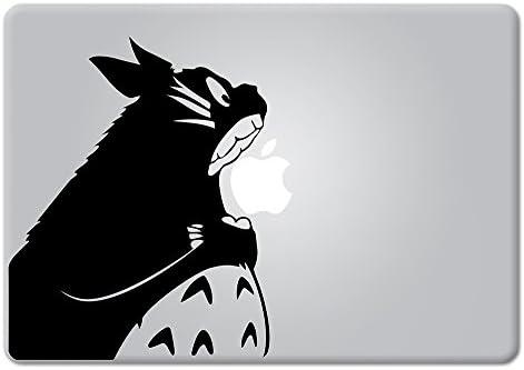 Totoro Neighbor Macbook Sticker sticker product image