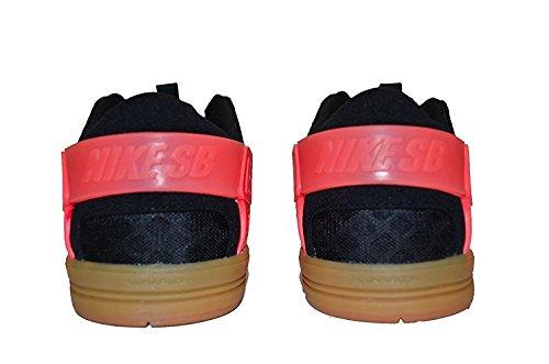 Nike Eric Koston Huarache, Hombre, Diseño de Monopatín black hot lava gum light brown 062