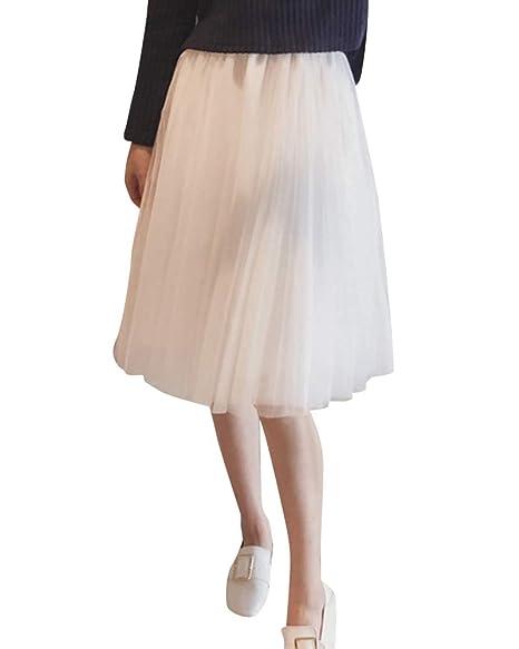 migliore a buon mercato 8317b 7f31e Gonne Lunghe delle Donne Vita Alta vestibilità Slim Moda Gonna di ...