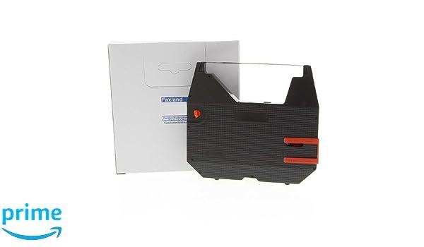 Cinta para la máquina de escribir Brother AX 110, compatible, marca Fax País: Amazon.es: Oficina y papelería