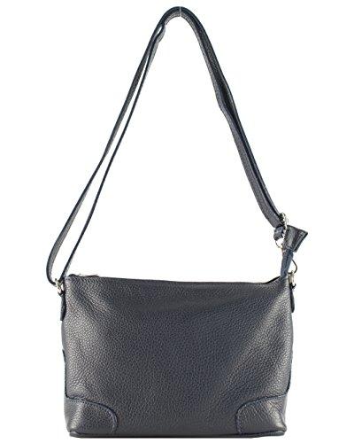Elisa histoireDaccessoires GR Leather Women's histoireDaccessoires Shoulder Bag SA011123 Women's Navy 8OqRnwx5U