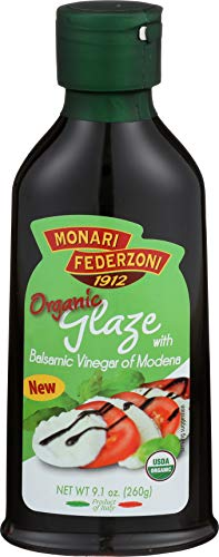 Monari Organic Glaze of Balsamic Vinegar, 9.1-Ounce