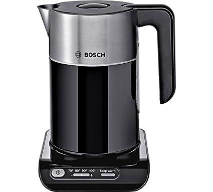 d4533915caa Bosch TWK8633GB Styline Black Kettle  Amazon.co.uk  Electronics