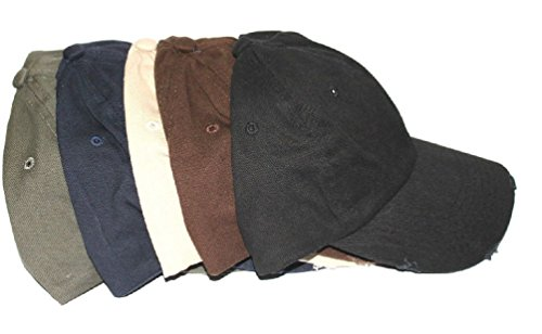 12 PCS 100% Cotton Solid Plain Washed Cotton Baseball Cap low profile Blank - Omega Table Lamp