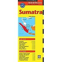 Sumatra & Medan Travel Map Fifth Edition