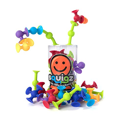 Fat Brain Toys Squigz Limited Edition 24 Piece Set