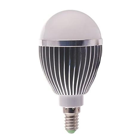 Bulbo-Bombilla LED casquillo E14, 5, w v, 230, color blanco cálido: Amazon.es: Iluminación
