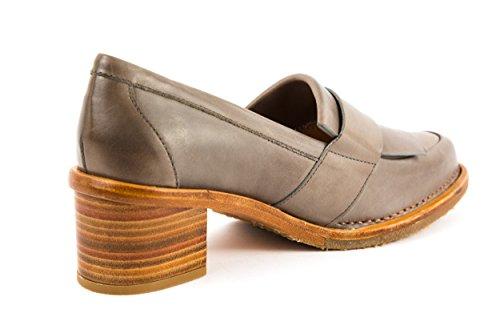 Neosens - Zapatos de vestir de Piel Lisa para mujer gris gris 37